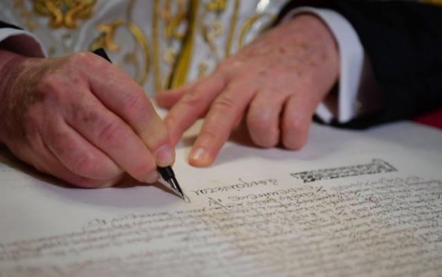 Кто принимает решение о предоставлении православногоТомаса