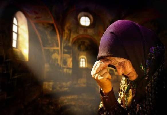 Как правильно креститься православным справа налево или слева направо
