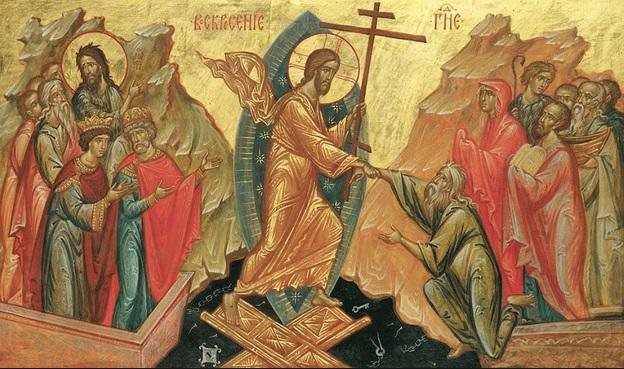 Пасха - праздник воскресения Христа