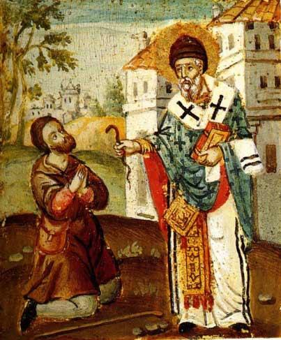 Спиридон Тримифунтский - беседы о Боге и молитве