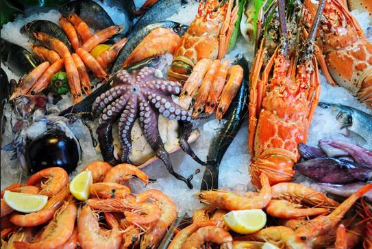 Можно ли в пост есть морепродукты