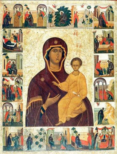 Культ Богородицы в христианстве