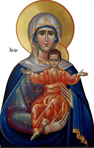 Когда и как следует читать молитву {amp}quot;Богородица Дева, радуйся{amp}quot;