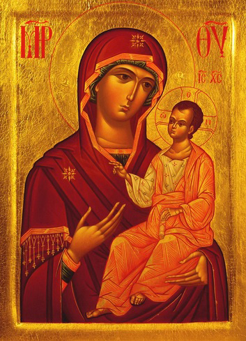 Молитва Богородица Дева радуйся текст на русском языке