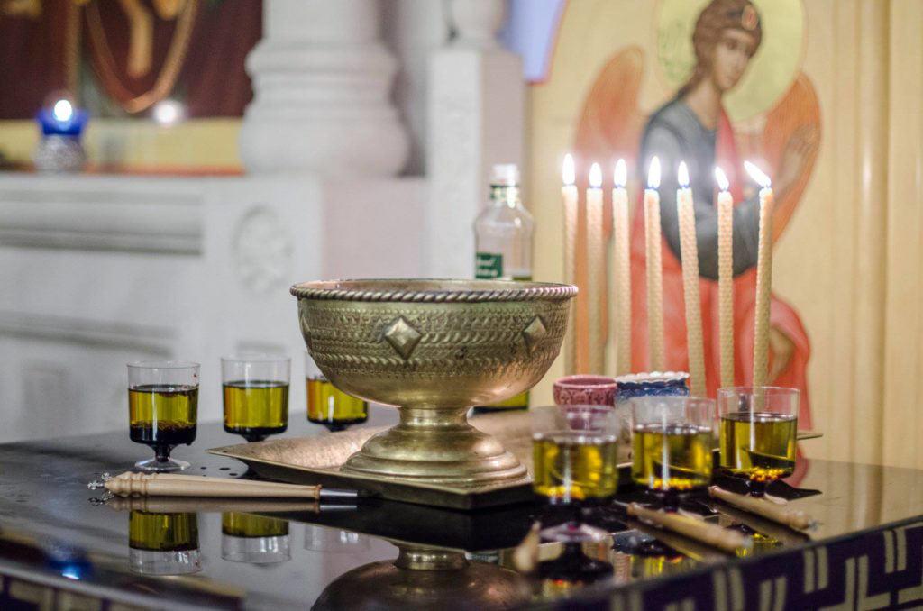Как готовиться к Соборованию в церкви