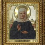 Матрона Московская молитва