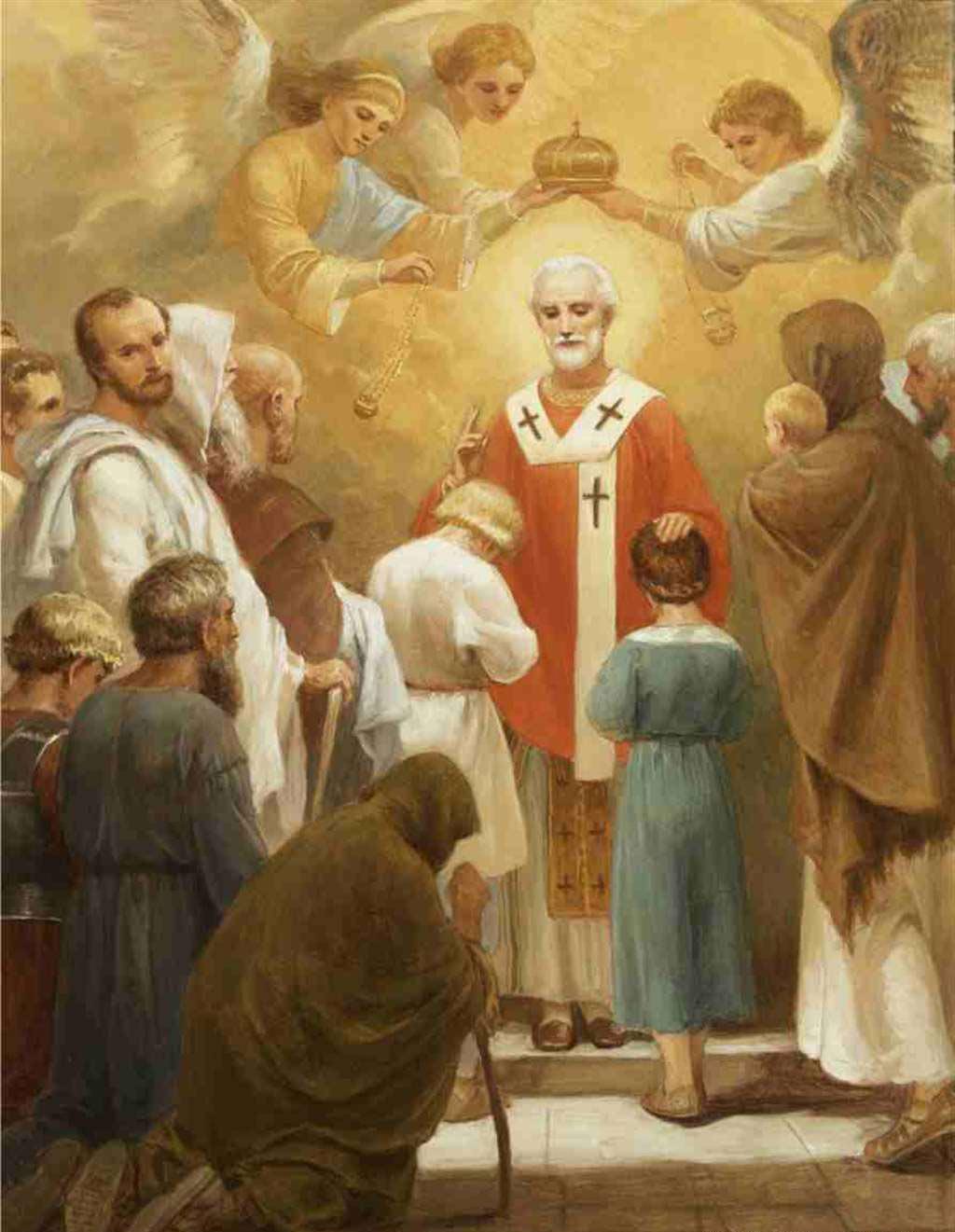 Сила молитвы Николаю Чудотворцу
