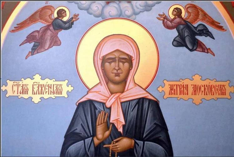 Как и в каких случаях нужно читать молитвы Матроне Московской