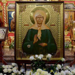 Матрона Московская  как проехать к мощам и часы посещения